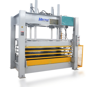 Beveiliging stalen deur Hot Press Machine